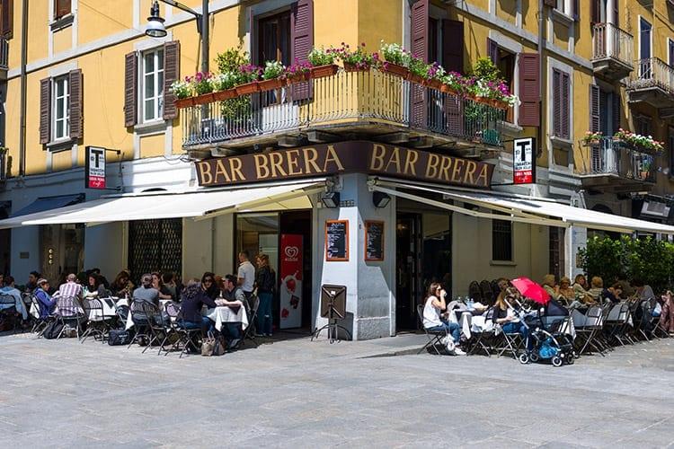 Brera, Milaan