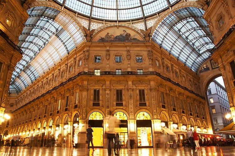 Galleria Vittorio Emanuele II, Milaan