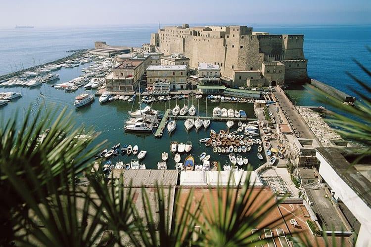 Castel Dell'Ovo, Napels