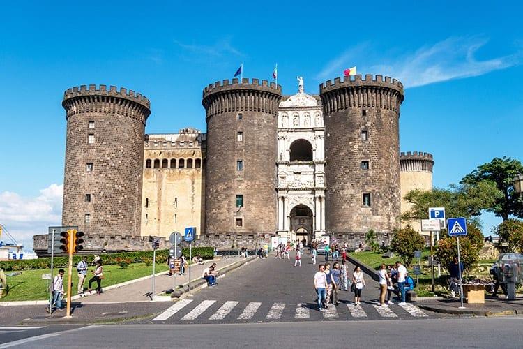 Castel Nuovo, Napels