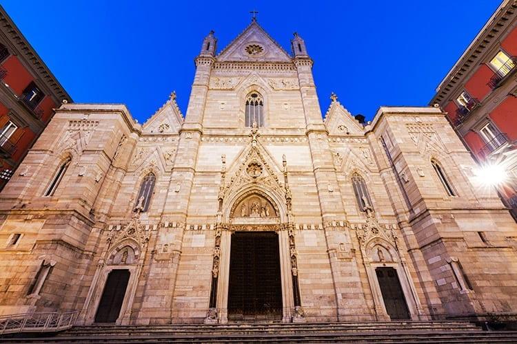 Duomo van Napels
