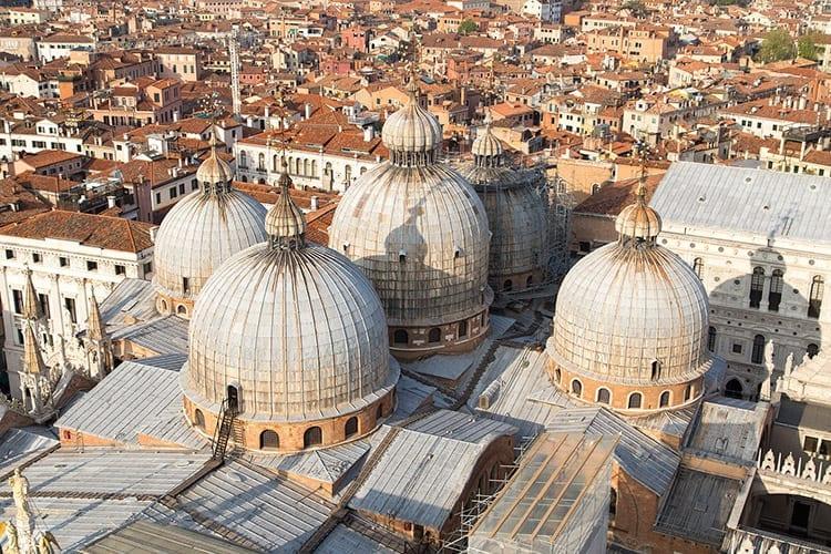 San Marco basiliek, Venetië