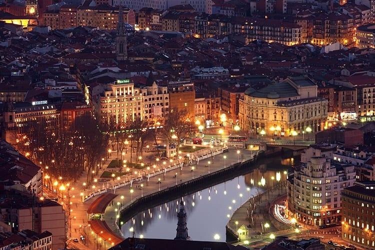 Uitgaan Bilbao