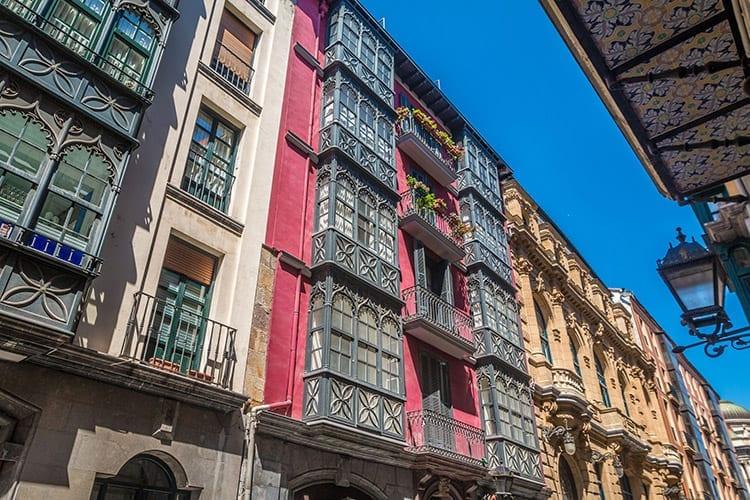 Las Siete Calle, Bilbao