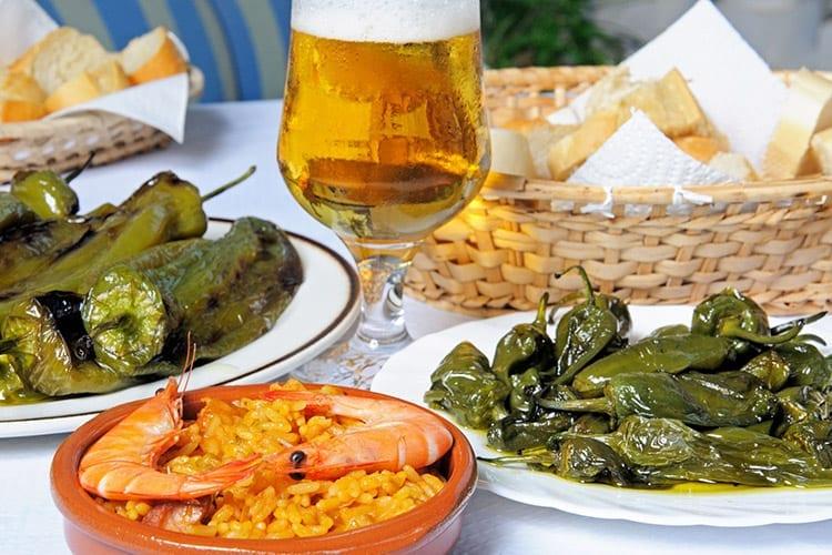 Eten in Málaga