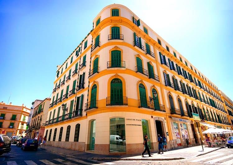 Geboortehuis van Picasso, Málaga