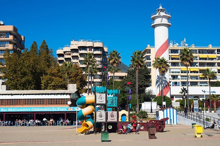 Boulevard van Marbella