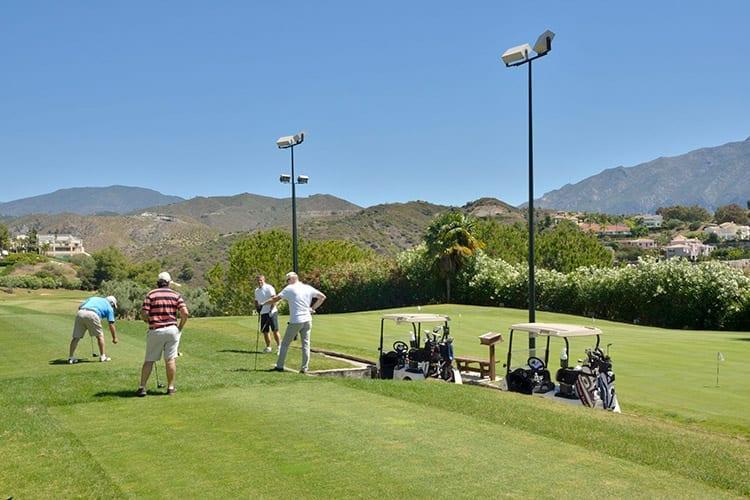 Golfen in Marbella