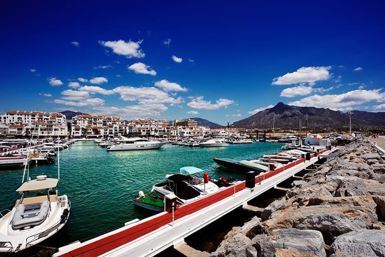 Jachthaven Puerto Banús, Marbella