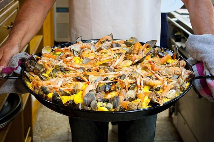 Baskische gastronomie