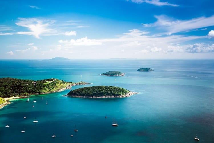 Andaman Zee, Thailand
