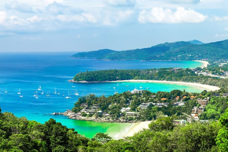 Kata en Karon Beach, Phuket