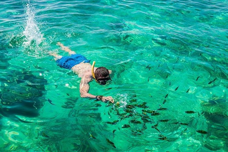 Snorkelen op Phuket