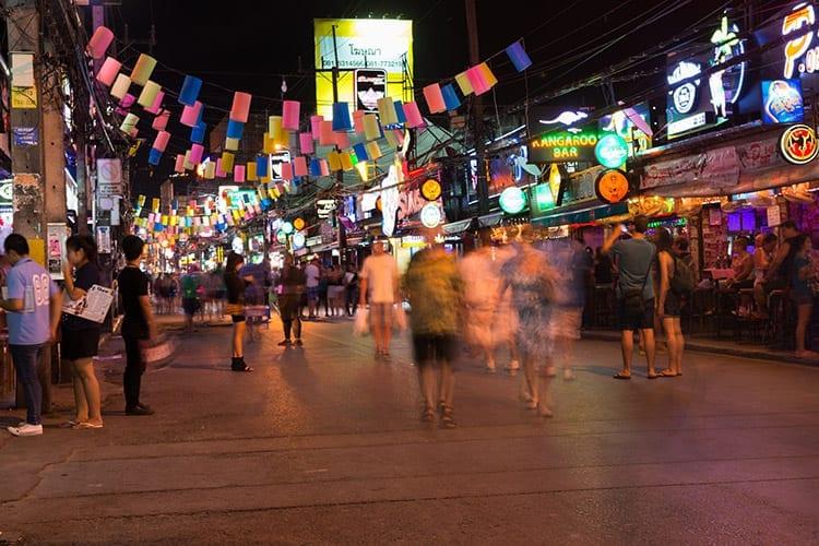 Soi Bangla, Phuket