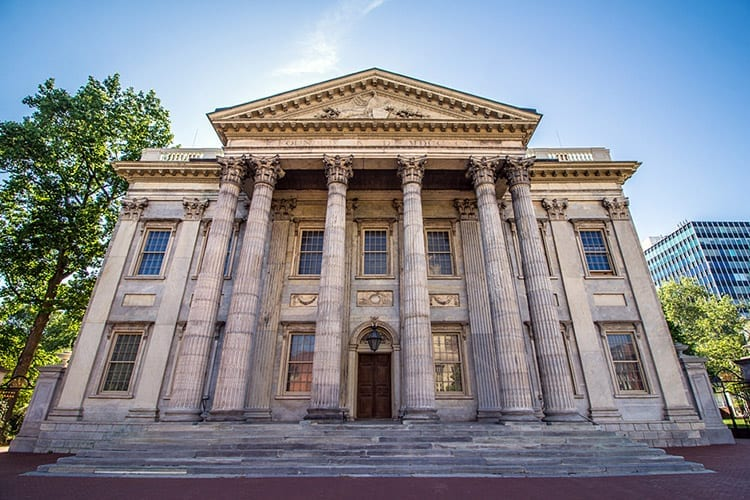 First Bank of the United States, Philadephia
