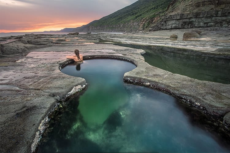 Figure 8 Pools, New South Wales, Australië