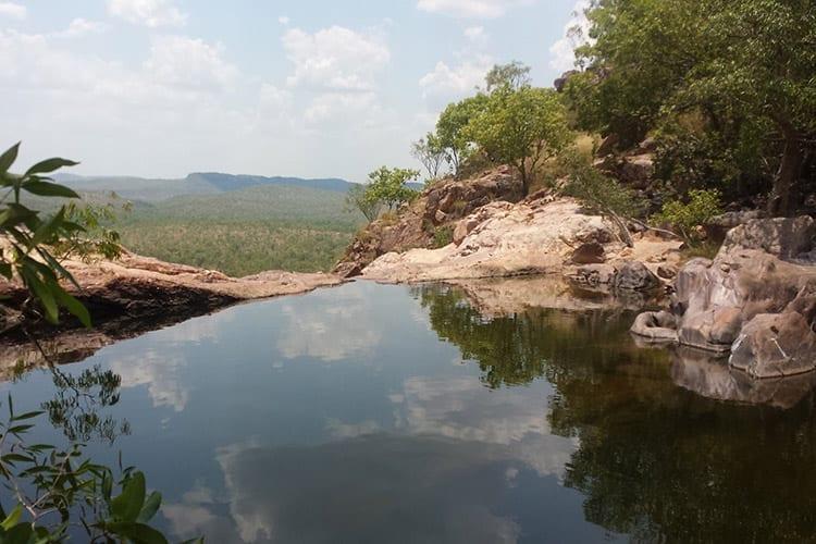 Gunlom Falls, Australië
