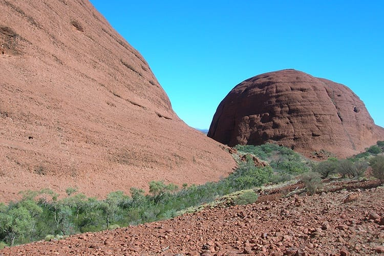 Valley of the Winds, Red Centre, Australië