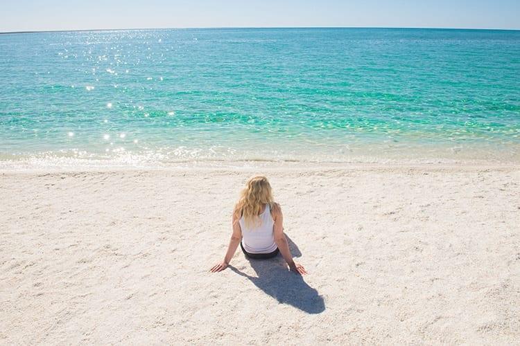 Shell Beach , Western Australia