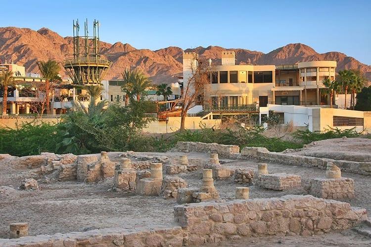 Ruïnes van Ayla, Akaba