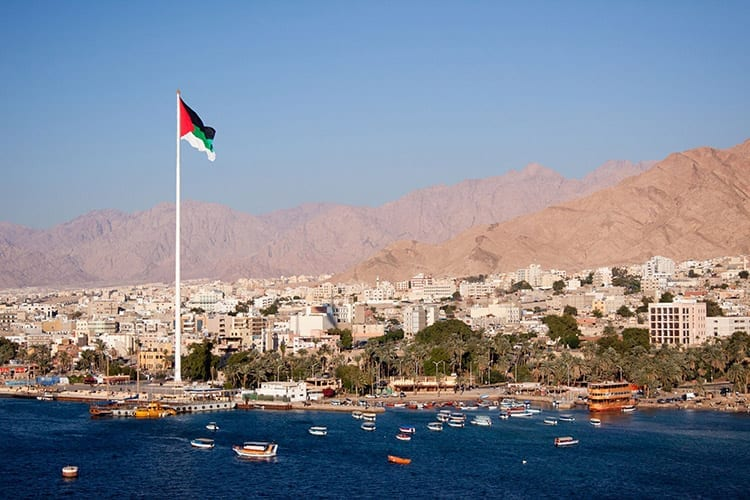 Akaba, Jordanië