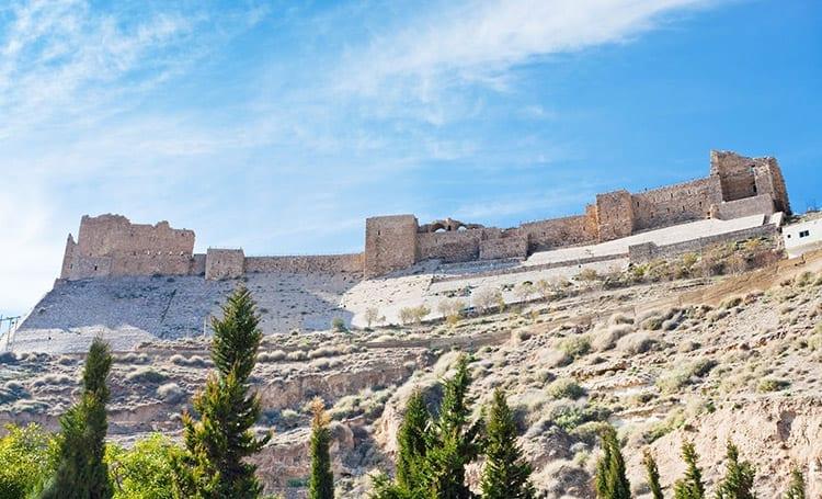 Het kasteel van Al-Karak