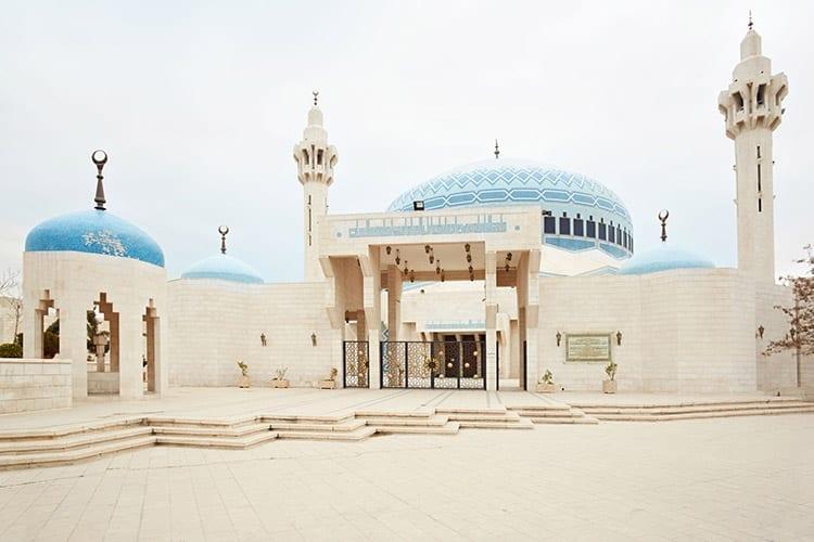 Koning Abdullah I Moskee, Amman