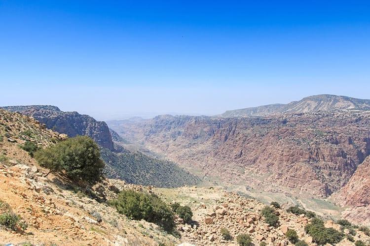 Dana Natuurreservaat, Jordanië