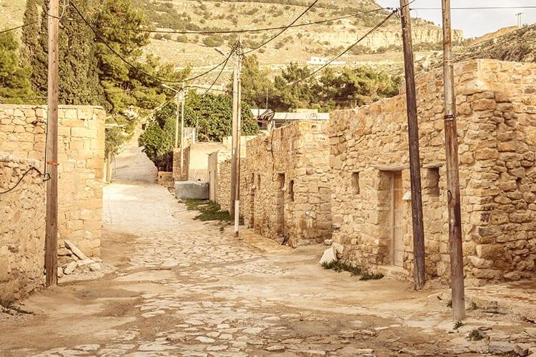 Dana Village, Jordanië