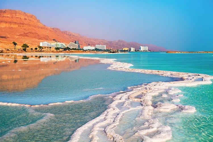 Ein Bokek, Dode Zee