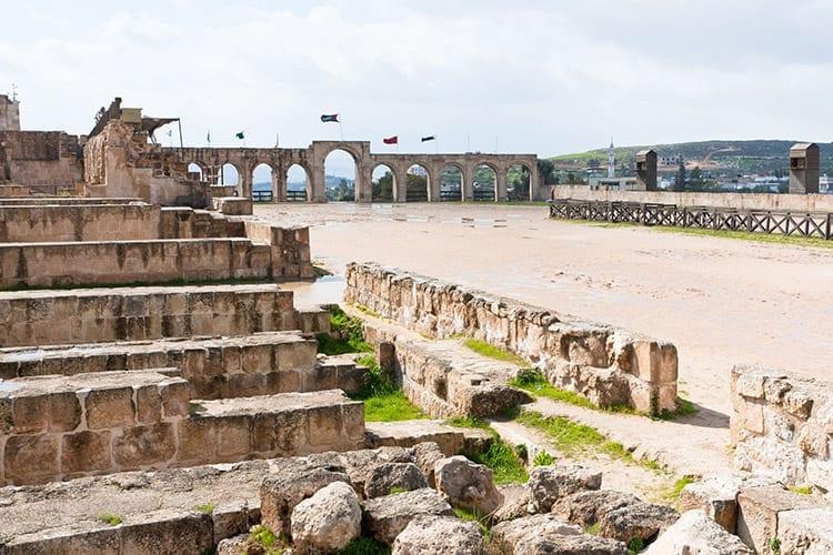 Hippodrome van Jerash