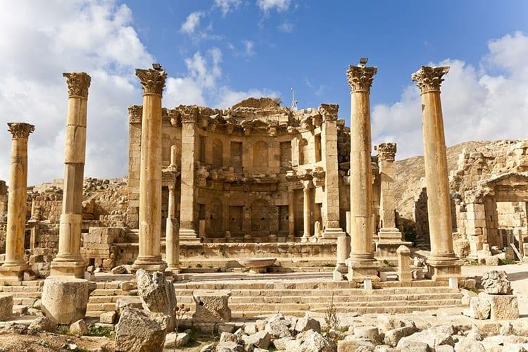 Jerash, Jordanië