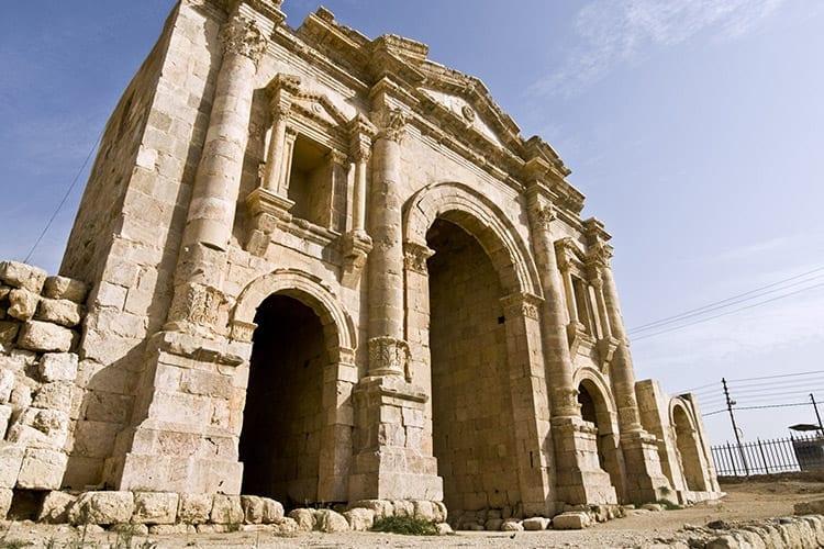 Triomfboog van Jerash