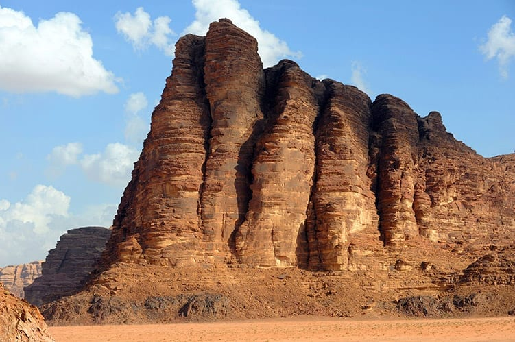 Seven Pillars of Wisdom, Wadi Rum