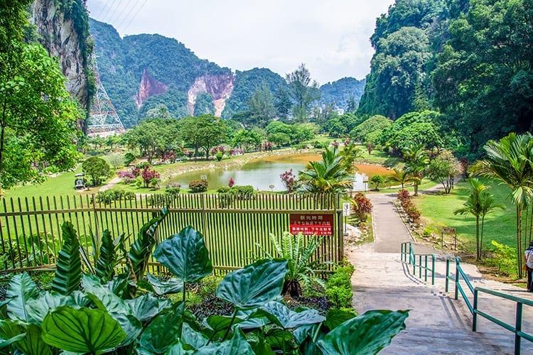 Kek Lok Tong tempel, Ipoh