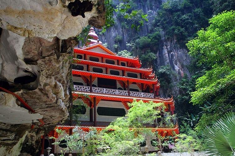Sam Poh Tong tempel, Ipoh