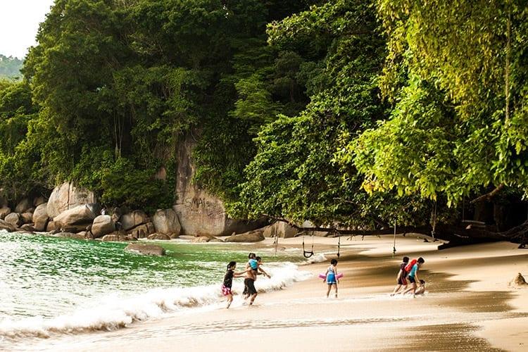 Pangkor strand
