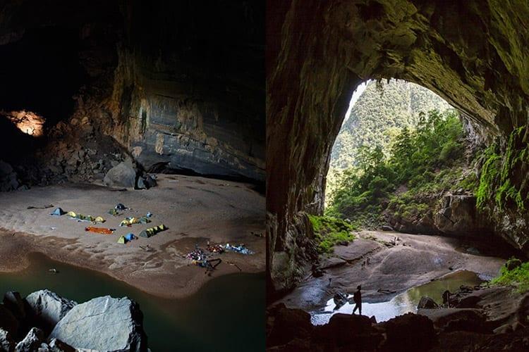 Hang En grot, Phong Nha-Ke Bang