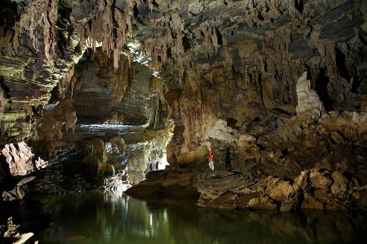 Tu Lan grot, Phong Nha-Ke Bang