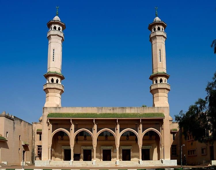 King Fahad Moskee, Banjul