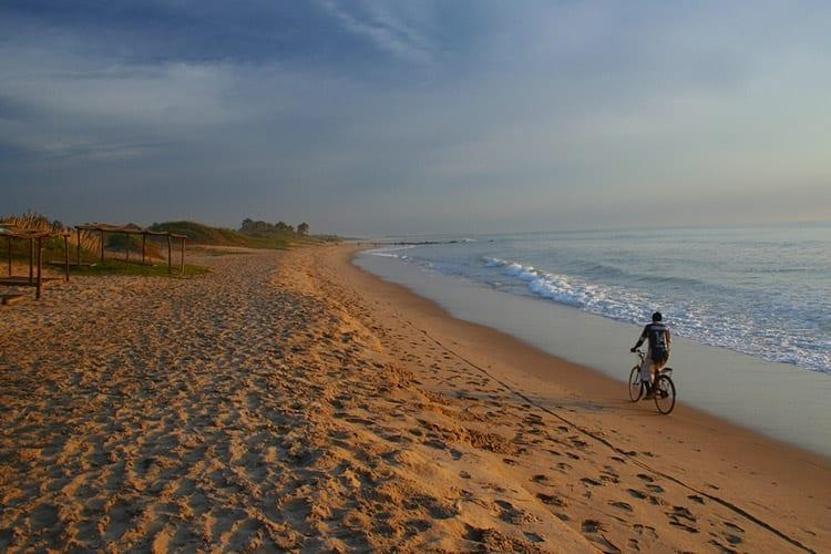 Gunjur Beach, Gambia