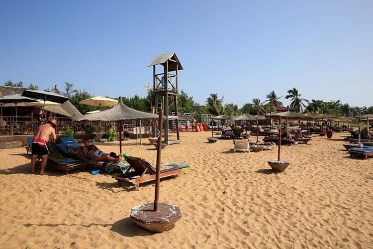 Senegambia Beach, Kololi