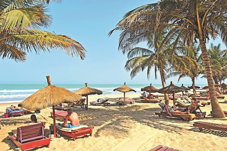 Kombo Beach, Gambia