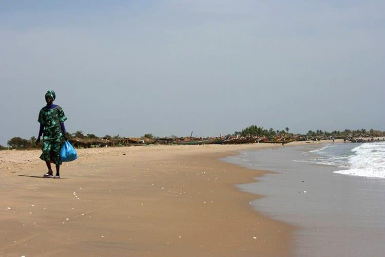 Sanyang Beach, Gambia