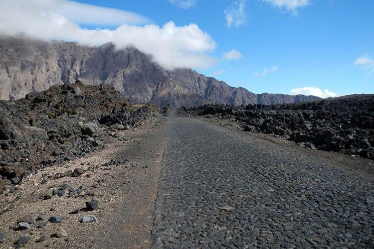 Fogo roadtrip, Kaapverdië