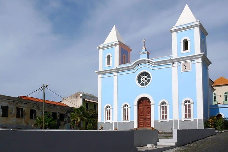 Kerk in São Filipe, Fogo