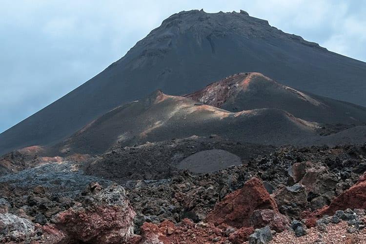 Fogo vulkaan