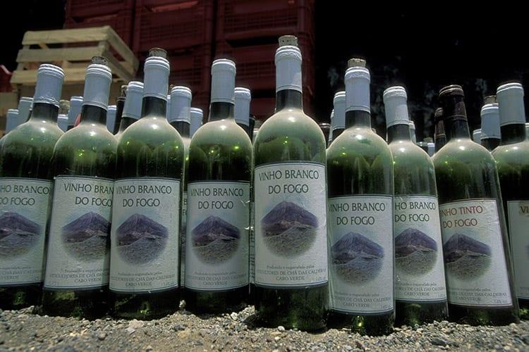 Fogo wijn
