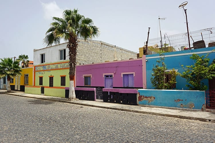 Palmeira, Sal, Kaapverdië