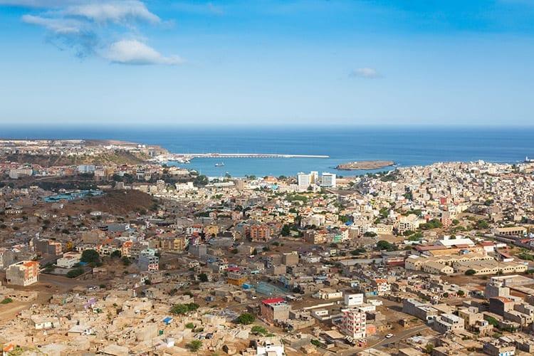 Praia, Santiago, Kaapverdië